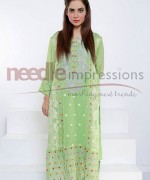 Needle Impressions Ready To Wear Eid Collection 2015 For Women0018