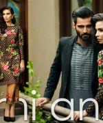 Nomi Ansari Eid-Ul-Fitr Dresses 2015 for Men and Women 6