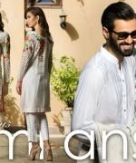 Nomi Ansari Eid-Ul-Fitr Dresses 2015 for Men and Women 7