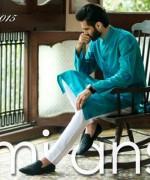 Nomi Ansari Eid-Ul-Fitr Dresses 2015 for Men and Women 9