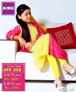 Ochre Clothing Eid Dresses 2015 For Kids 11