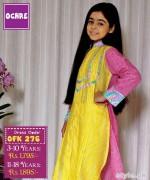 Ochre Clothing Eid Dresses 2015 For Kids 2