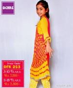 Ochre Clothing Eid Dresses 2015 For Kids 4