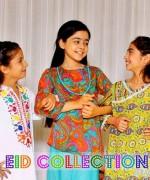 Ochre Clothing Eid Dresses 2015 For Kids 7