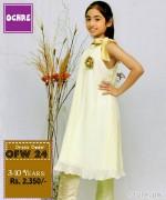 Ochre Clothing Eid Dresses 2015 For Kids 8