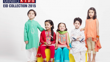 Origins Eid Collection 2015 For Kids005