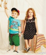 Outfitters Junior Festive Eid Collection 2015 For kids 5