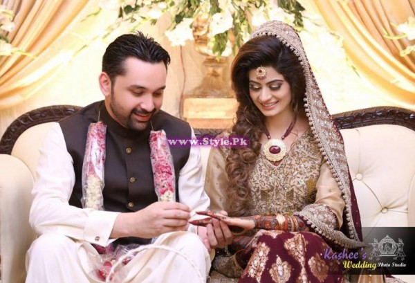 See Pakistani Celebrities who got married in 2015