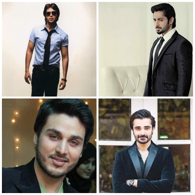 Pakistani Top Actors And Their Height