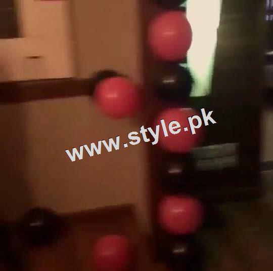 Pictures of Birthday Celebration of Maya Ali 5