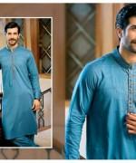 Rivaj Fabrics Eid Collection 2015 For Men0011