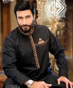 Rivaj Fabrics Eid Collection 2015 For Men0015