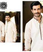 Rivaj Fabrics Eid Collection 2015 For Men002