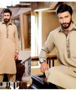 Rivaj Fabrics Eid Collection 2015 For Men005