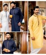 Rivaj Fabrics Eid Collection 2015 For Men006