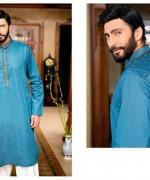 Rivaj Fabrics Eid Collection 2015 For Men007