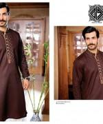 Rivaj Fabrics Eid Collection 2015 For Men008