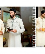 Rivaj Fabrics Eid Collection 2015 For Men009