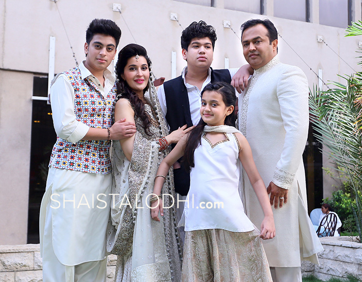 See Shaista Lodhi's complete wedding photoshoot