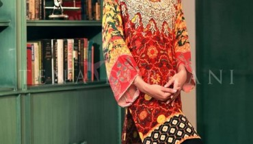 Tena Durrani Summer Arrivals 2015 For Women 4