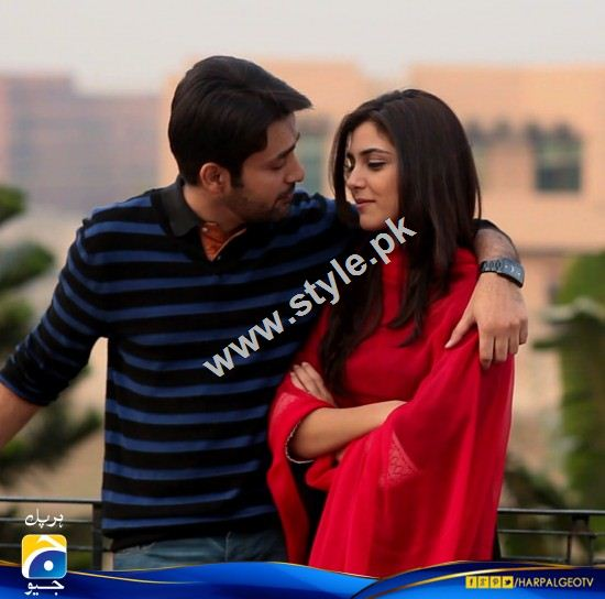See Top romantic scenes from Pakistani Dramas