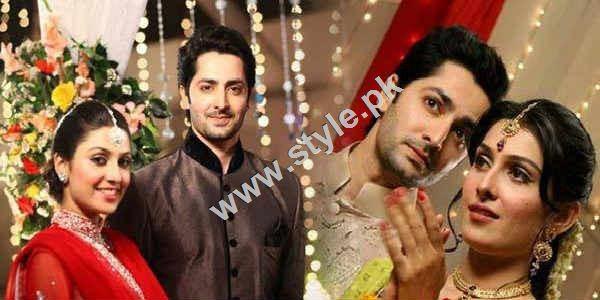 Top romantic scenes from Pakistani Dramas (3)