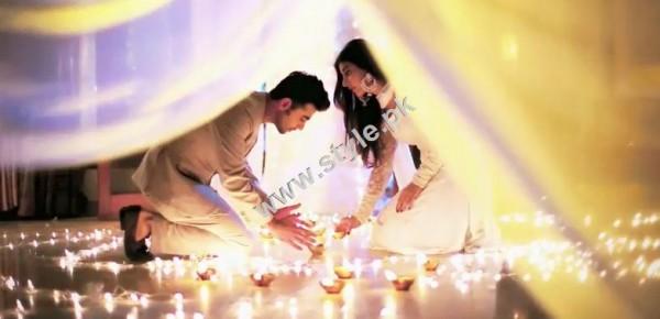 Top romantic scenes from Pakistani Dramas