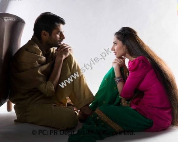 Top romantic scenes from Pakistani Dramas 9
