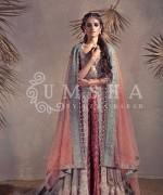 Umsha By Uzma Babar Bridal Wear Collection 2015 For Women0015