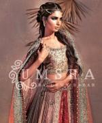 Umsha By Uzma Babar Bridal Wear Collection 2015 For Women002