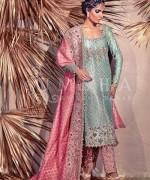 Umsha By Uzma Babar Bridal Wear Collection 2015 For Women006