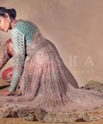 Umsha By Uzma Babar Bridal Wear Collection 2015 For Women009