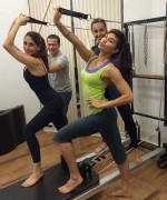 Unseen Pictures Of Bollywood Celebrities In Gym0013