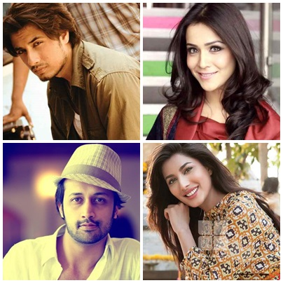 Which Pakistani Celebrities Are Popular On Instagram