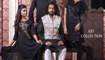 Yellow Eid-Ul-Fitr Collection 2015 For Men and Women 5