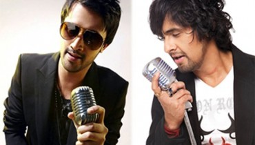 Atif Aslam And Sonu Nigam Perform Together First Time