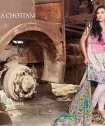 Ayesha Chottani Midsummer Collection 2015 By Shariq Textiles