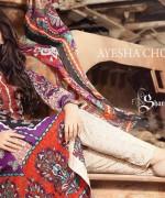 Ayesha Chottani Midsummer Collection 2015 By Shariq Textiles006