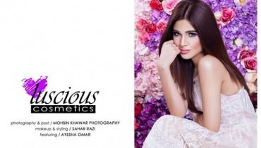 Ayesha Omar Photoshoot For Luscious Cosmetics0010