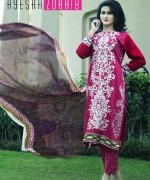 Ayesha Zohaib Linen Collection 2015 For Midsummer 1