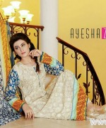 Ayesha Zohaib Linen Collection 2015 For Midsummer 11