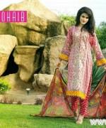 Ayesha Zohaib Linen Collection 2015 For Midsummer 8