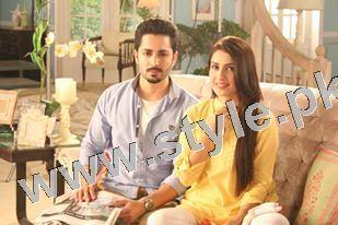 Ayeza Khan and Danish Taimoor's 1st Wedding Anniversary (12)