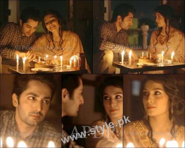 Ayeza Khan and Danish Taimoor's 1st Wedding Anniversary (5)