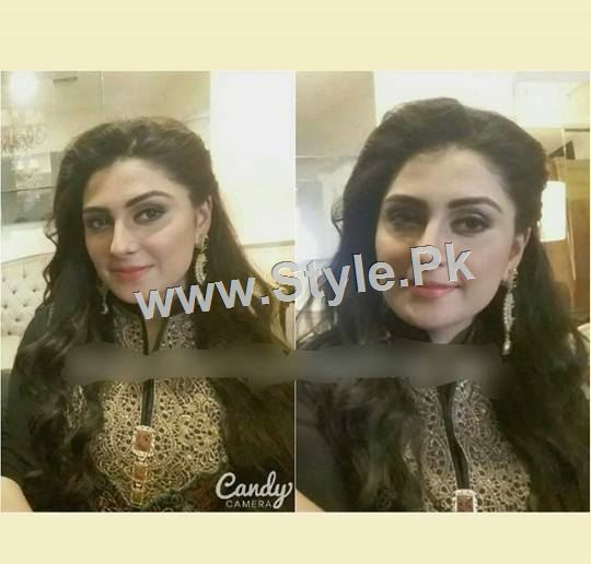Ayeza Khan's upcoming drama is POSHAK (4)