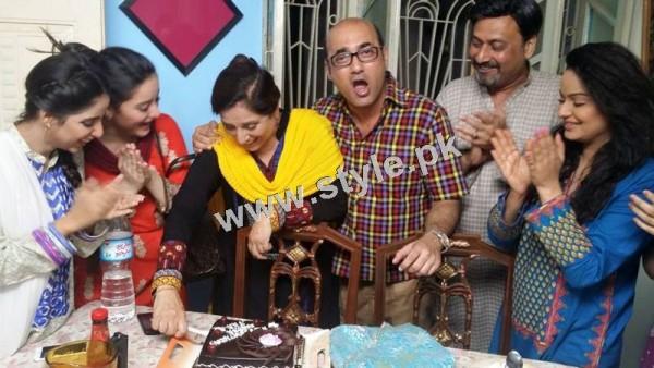 See Birthday Celebrations of Samina Peerzada