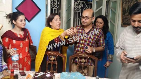 Birthday Celebrations of Samina Peerzada (15)