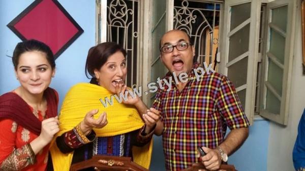 Birthday Celebrations of Samina Peerzada (2)