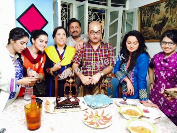 Birthday Celebrations of Samina Peerzada (24)