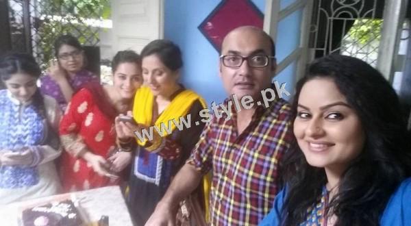 Birthday Celebrations of Samina Peerzada (28)
